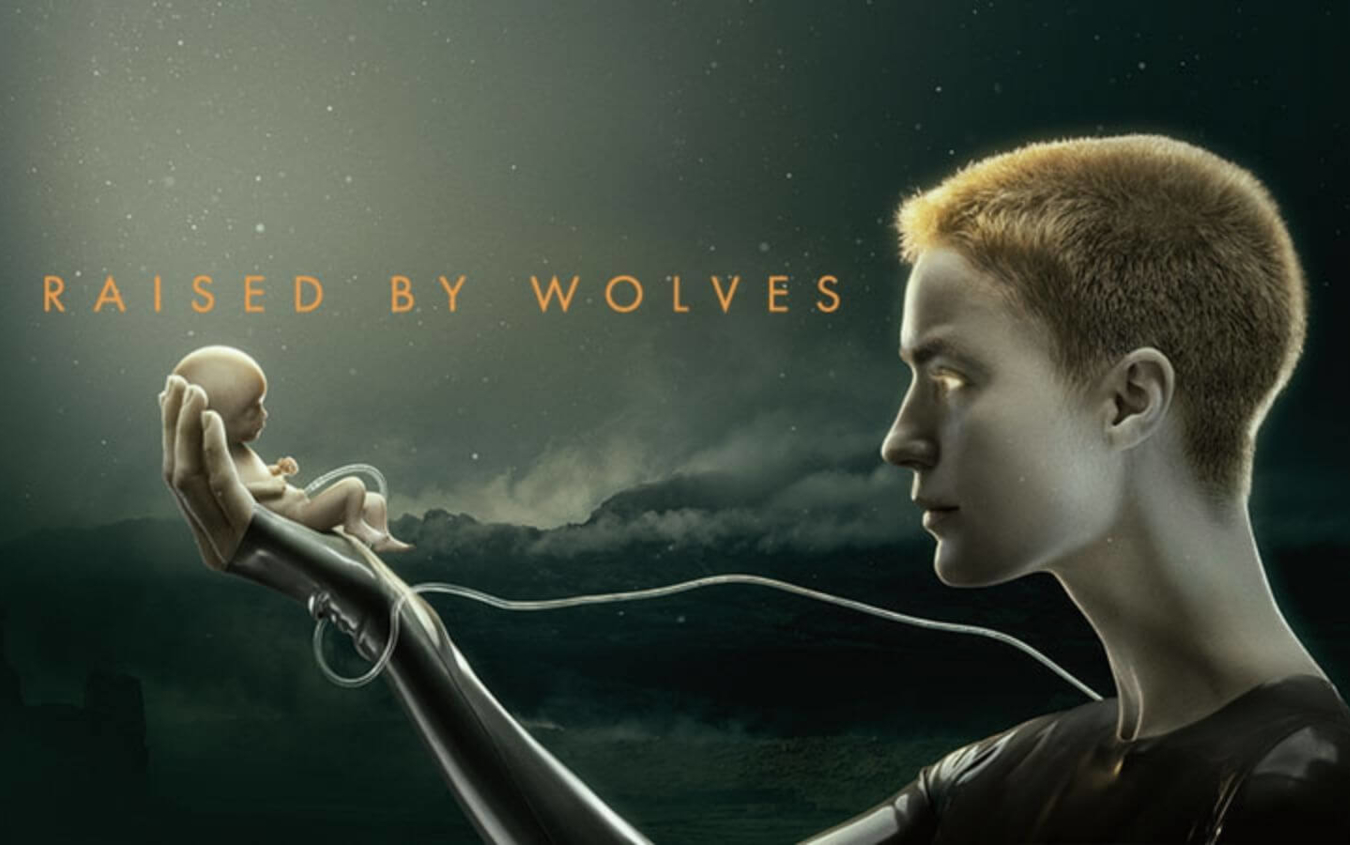 Raised By Wolves Sky