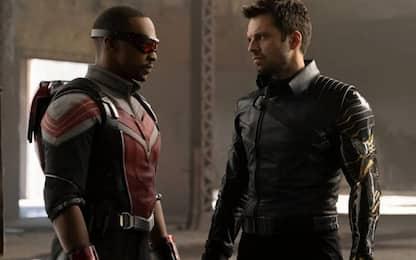 The Falcon and The Winter Soldier, il trailer della serie TV