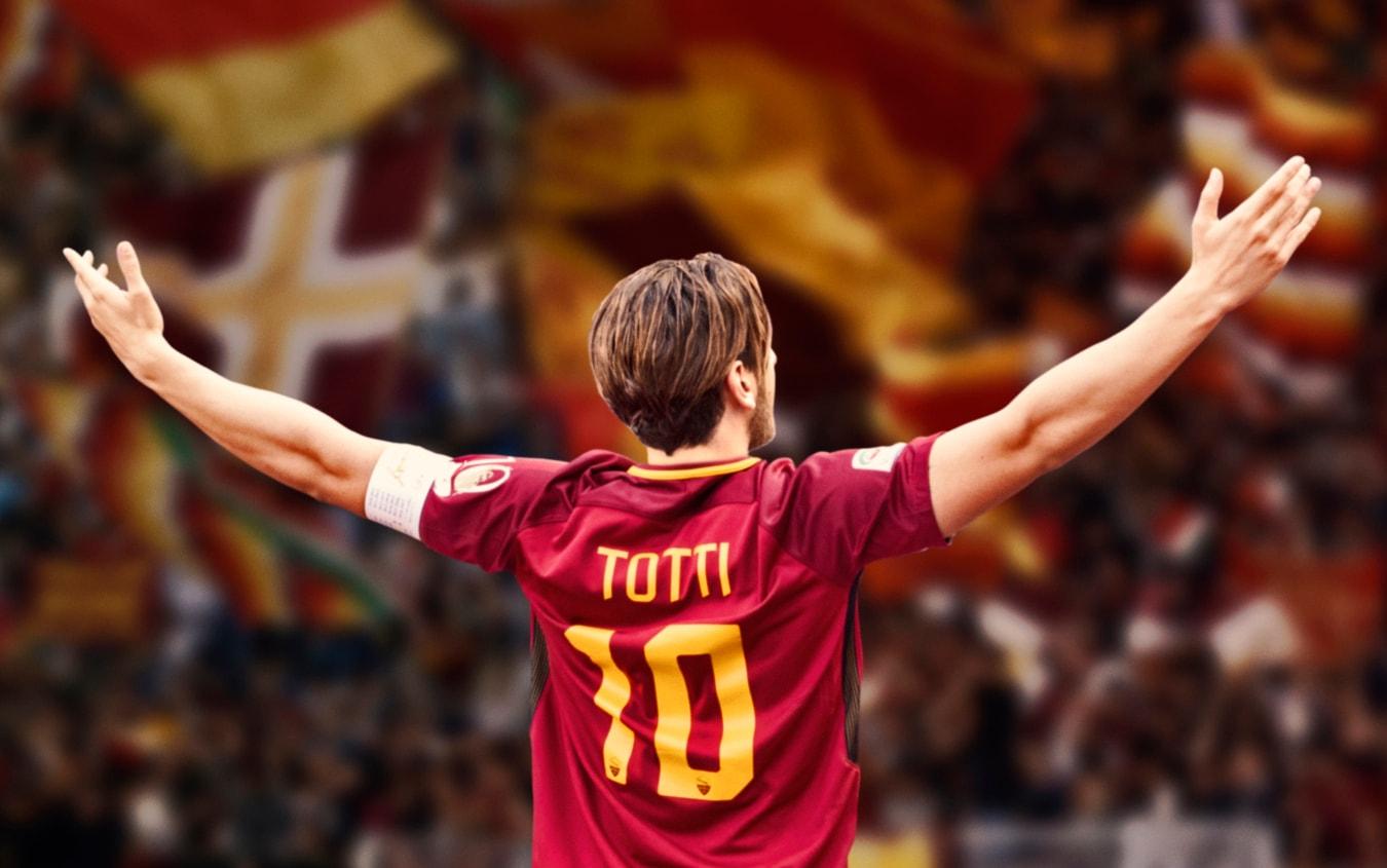 'Speravo de morì prima', il trailer della serie tv su Francesco Totti