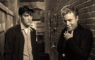 La via del male Elvis Presley