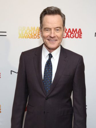 NEW YORK, NY - MAY 17:  Bryan Cranston attends the 85th Annual Drama League Awards at the Marriott Marquis Times Square on May 17, 2019 in New York City.  (Photo by Walter McBride/WireImage)