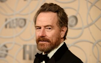 LOS ANGELES, CA - JANUARY 08:  Actor Bryan Cranston arrives at HBO's Official Golden Globe Awards After Party at Circa 55 Restaurant on January 8, 2017 in Los Angeles, California.  (Photo by Amanda Edwards/WireImage)