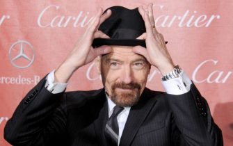 PALM SPRINGS, CA - JANUARY 05:  Actor Bryan Cranston arrives at the 24th Annual Palm Springs International Film Festival Awards Gala at Palm Springs Convention Center on January 5, 2013 in Palm Springs, California.  (Photo by Gregg DeGuire/WireImage)