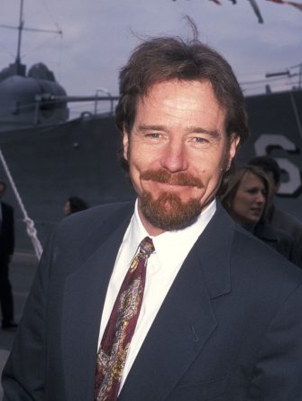 NEW YORK CITY - MAY 17:   Actor Bryan Cranston attends the FOX Television Upfront Party on May 17, 2001 at the USS Intrepid, Pier 86 in New York City. (Photo by Ron Galella, Ltd./Ron Galella Collection via Getty Images)