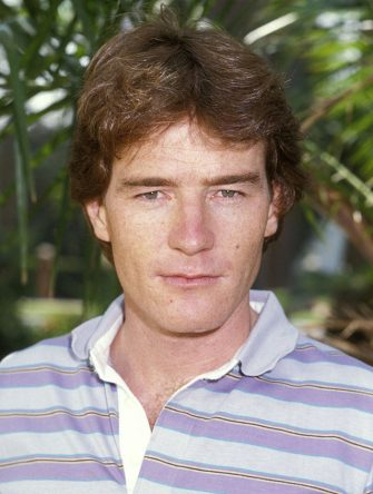 Actor Bryan Cranston on August 13, 1984 poses for photographs in Beverly Hills, California. (Photo by Ron Galella, Ltd./Ron Galella Collection via Getty Images)