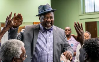 """Isiah Whitlock Jr as Charlie in YOUR HONOR, """"Part Three"""". Photo Credit: Skip Bolen/SHOWTIME."""