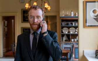"""Tony Curran as Frankie in YOUR HONOR, """"Part Six"""". Photo Credit: Skip Bolen/SHOWTIME."""
