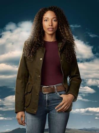 "BIG SKY - ABC's ""Big Sky"" stars Kylie Bunbury as Cassie Dewell. (Kharen Hill/ABC via Getty Images)"