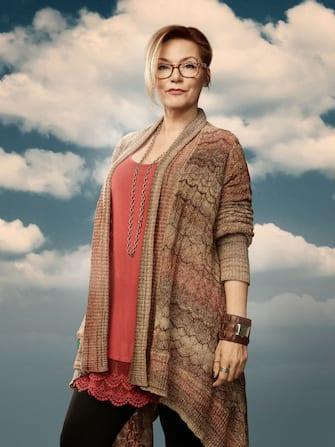 "BIG SKY - ABC's ""Big Sky"" stars Dedee Pfeiffer as Denise Brisbane. (Kharen Hill/ABC via Getty Images)"