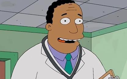I Simpson, il Dr. Hibbert sarà doppiato da un attore afroamericano