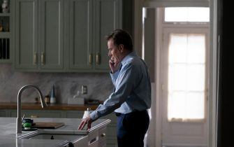 "Bryan Cranston as Michael Desiato in YOUR HONOR, ""Part One"". Photo Credit: Skip Bolen/SHOWTIME."