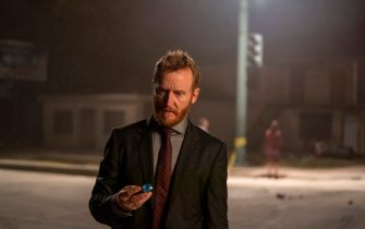 """Tony Curran as Frankie in YOUR HONOR, """"Part One"""". Photo Credit: Skip Bolen/SHOWTIME."""