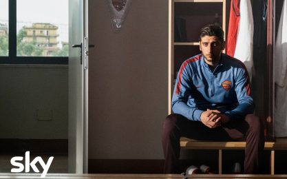 Speravo de morì prima: Pietro Castellitto racconta Francesco Totti
