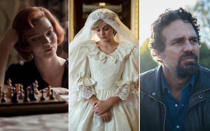 Golden Globe 2021, serie tv: The Crown, Ruffalo e gli altri vincitori