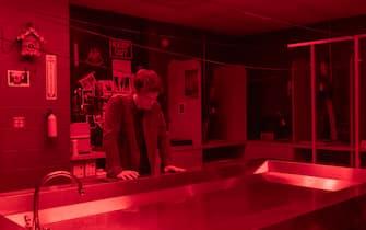 "Hunter Doohan as Adam Desiato in YOUR HONOR, ""Part Three"". Photo Credit: Skip Bolen/SHOWTIME."
