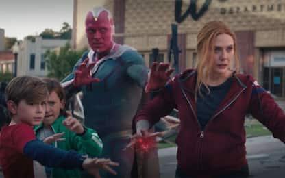 WandaVision, nuovi film e serie TV Marvel collegati allo show
