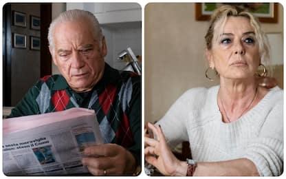 Speravo de morì prima: Guerritore e Colangeli, i genitori di Totti