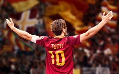 Speravo de morì prima: lo speciale sulla serie tv su Totti. VIDEO