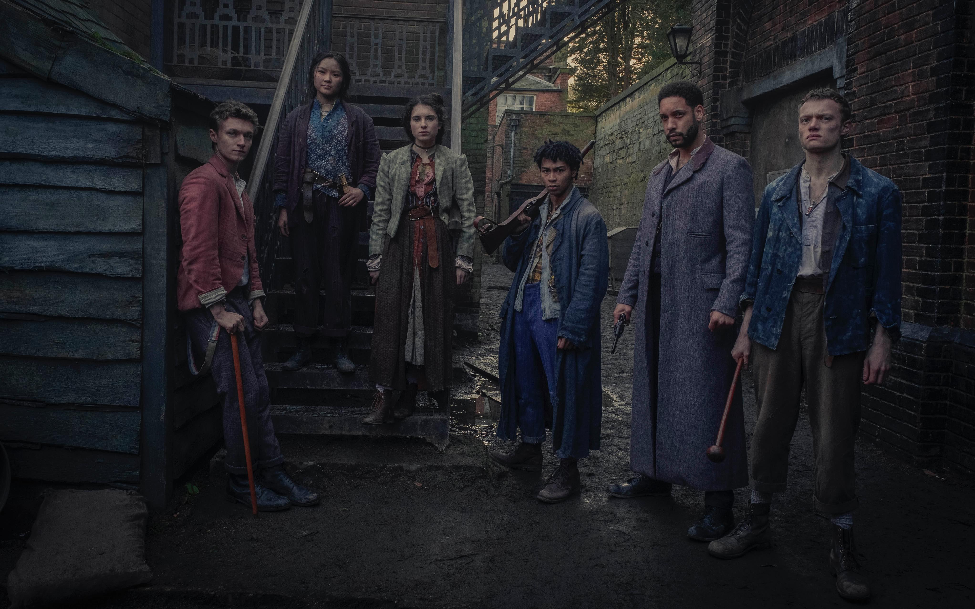 Gli Irregolari di Baker Street, è uscito il trailer ufficiale