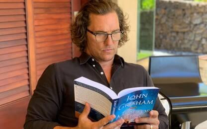 Matthew McConaughey a Live in Firenze: l'intervista di Sky TG24. VIDEO