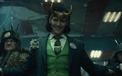 Loki, il primo poster della serie tv con Tom Hiddleston