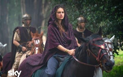 'Domina', Kasia Smutniak è Livia Drusilla nella serie tv Sky Original