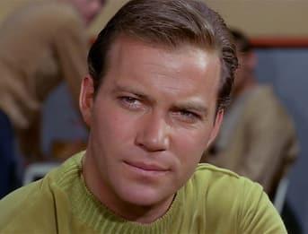 Il Capitano Kirk di Star Trek nello spazio con Blue Origin