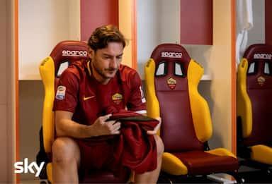 Speravo de morì prima, il vero Francesco Totti nell'episodio finale