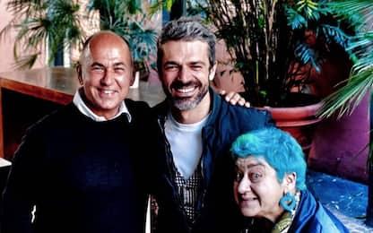 Le fate ignoranti, la serie: Luca Argentero e Serra Yilmaz nel cast