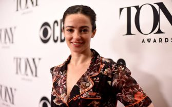 NEW YORK, NEW YORK - MAY 01: Laura Donnelly attends The 73rd Annual Tony Awards Meet The Nominees Press Day at  Sofitel New York on May 01, 2019 in New York City. (Photo by Jenny Anderson/Getty Images for Tony Awards Productions)