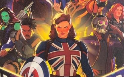 What If...? - La data d'uscita della serie animata Marvel