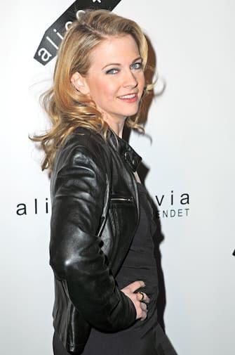 (KIKA) - NEW YORK, 14 FEB - Una delle sfilate più acclamate durante i primi giorni della settimana della moda di New York è stata quella di Alice+Olivia, a cui sono accorsi numerosi vip.   Graylock©kikapress.com