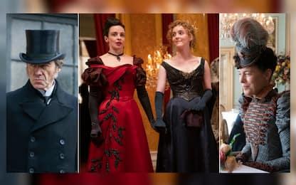The Nevers: look e vestiti dei personaggi della serie tv. FOTO