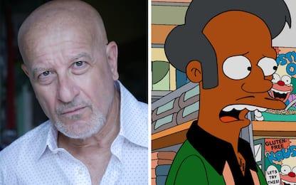 """Simpson, il """"caso Apu"""": l'intervista al doppiatore Manfredi Aliquò"""