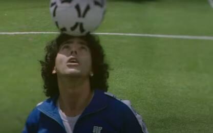 Maradona - Sogno Benedetto, il trailer della serie