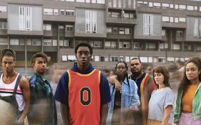 Zero, il cast della serie tv Netflix. FOTO
