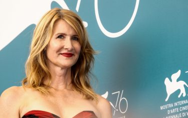 Laura Dern attends the photocall of 'Marriage Story'  during the 76th Venice Film Festival on August 29, 2019 in Venice, Italy.  (Photo by Matteo Chinellato/NurPhoto via Getty Images)