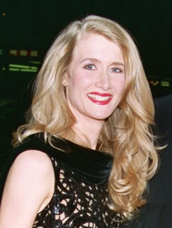 Laura Dern during Ace Awards 1995 at The Wiltern in Los Angeles, CA, United States. (Photo by Jeff Kravitz/FilmMagic, Inc)