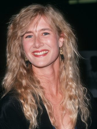 Actress Laura Dern attending the premiere of 'Do The Right Thing' on June 25, 1989 at the Director's Guild Theater in Hollywood, California. (Photo by Ron Galella, Ltd./Ron Galella Collection via Getty Images)