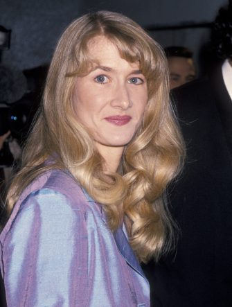Actress Laura Dern attending 'Hollywood Legacy Awards Benefiting Enterntainment Museum' on November 12, 1994 at the Hollywood Palladium in Hollywood, California. (Photo by Ron Galella, Ltd./Ron Galella Collection via Getty Images)
