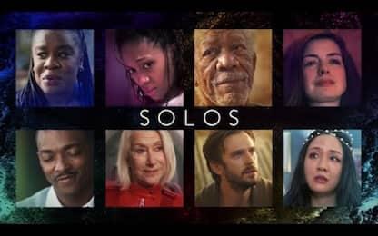 Solos: il trailer della serie tv