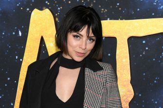 """NEW YORK, NEW YORK - DECEMBER 16: Krysta Rodriguez attends the world premiere of """"Cats"""" at Alice Tully Hall, Lincoln Center on December 16, 2019 in New York City. (Photo by Dia Dipasupil/Getty Images)"""