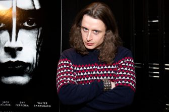 BROOKLYN, NEW YORK - FEBRUARY 08:  Rory Culkin attends 'Lords of Choas' press day at Vice Studios on February 08, 2019 in Brooklyn, New York. (Photo by Santiago Felipe/Getty Images)