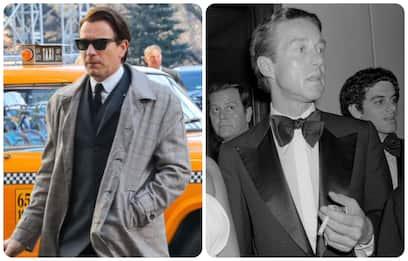 Halston, il confronto tra cast e personaggi reali della serie tv