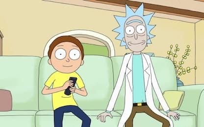 Il creatore di Rick and Morty, farà una serie tv animata in blockchain