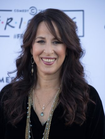LONDON, ENGLAND - AUGUST 23: Maggie Wheeler attends launches Comedy Central's Friendfest at Haggerston Park on August 23, 2016 in London, England. (Photo by Luca Teuchmann/WireImage)