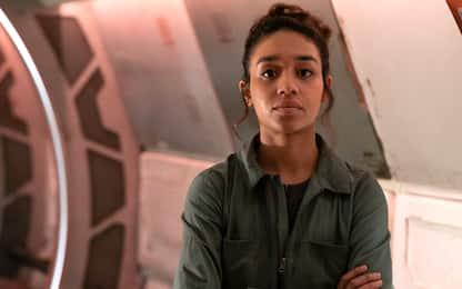 Intergalactic, i personaggi: Savannah Steyn è Ash Harper