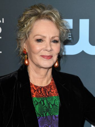 SANTA MONICA, CALIFORNIA - JANUARY 12: Jean Smart arrives at the 25th Annual Critics' Choice Awards at Barker Hangar on January 12, 2020 in Santa Monica, California. (Photo by Steve Granitz/WireImage)