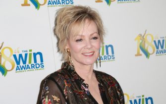 LOS ANGELES, CA - FEBRUARY 17:  Actress Jean Smart arrives at the 18th Annual Women's Image Awards at Skirball Cultural Center on February 17, 2017 in Los Angeles, California.  (Photo by Leon Bennett/WireImage)