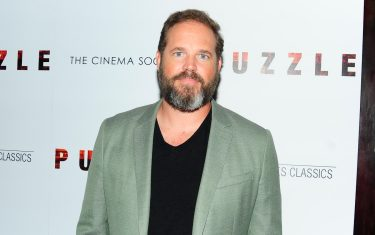 """NEW YORK, NY - JULY 24: David Denman attends Sony Pictures Classics With The Cinema Society Host A Screening Of """"Puzzle"""" at The Roxy Hotel Cinema on July 24, 2018 in New York City.  (Photo by Paul Bruinooge/Patrick McMullan via Getty Images)"""
